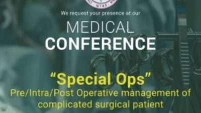 Студентите на ФМН организираа конференција за хирургија