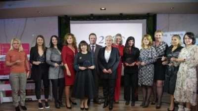 """Прогласени 10-те победнички во изборот """"Жена на годината 2019"""""""