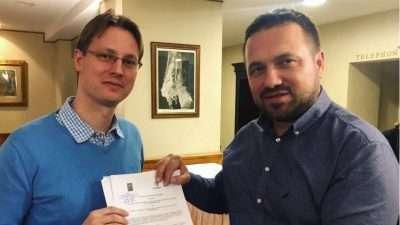 Договорена академска соработка на УКЛО и Глобсек