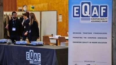 УГД на Европски форум за обезбедување на квалитет во образованието