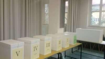 """Гласаа студентите на """"Архитектонски"""" за членови и претседател на Факултетското собрание"""
