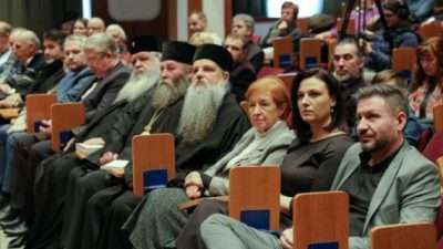 """Промовирана """"Руска религиска философија"""" на проф. Д-р Трајче Стојанов"""