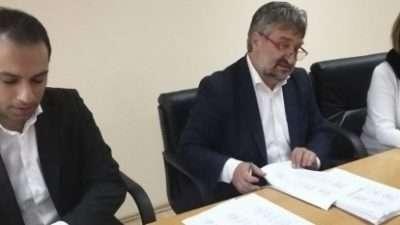 УГД и Општина Штип ќе соработуваат во намалување на емисијата на штетни гасови
