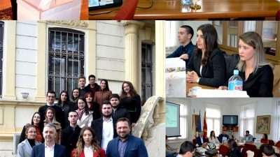 На УКЛО избран Претседател на Универзитетското студентско собрание