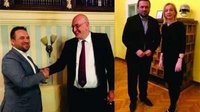 Унапредување на соработката со универзитетите во Белград и Загреб