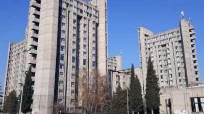 """Реновирани последните блокови во студентскиот дом """"Гоце Делчев"""""""