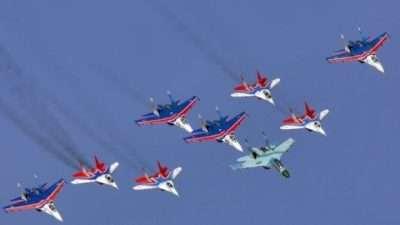 Повик за студенти за Мрежа на подмладок на воздухопловство