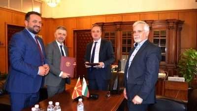 Продлабочена билатерална соработка на УКЛО и Софискиот Универзитет