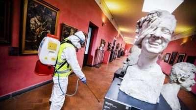 Светски музеи што виртуелно ги отвориjа своите врати