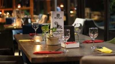 Ресторан Форца одлучи: Да се заштитиме себеси и другите!