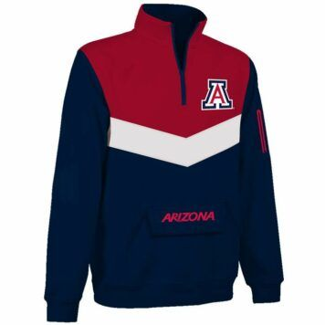 Arizona Wildcats Victory 1/4 Zip Pullover