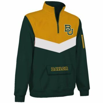 Baylor Bears Victory 1/4 Zip Pullover
