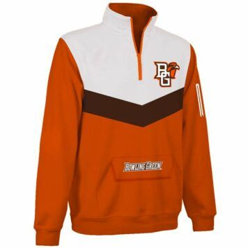 Bowling Green Falcons Victory 1/4 Zip Pullover
