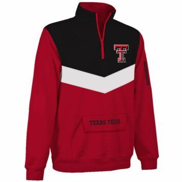 Texas Tech Red Raiders Victory 1/4 Zip Pullover