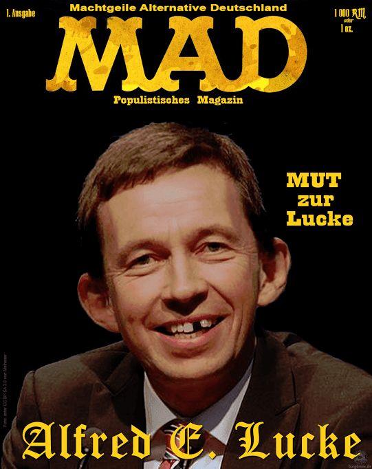 Alfred E. Lucke