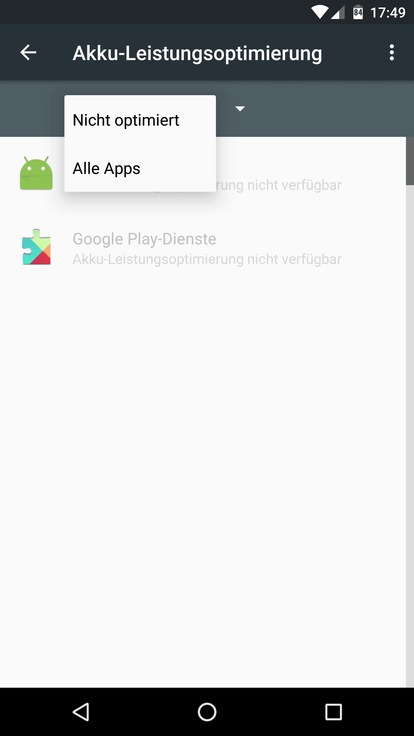 Anleitung: Doze deaktivieren unter Android Nougat & Marshmallow techboys.de • smarte News, auf den Punkt!