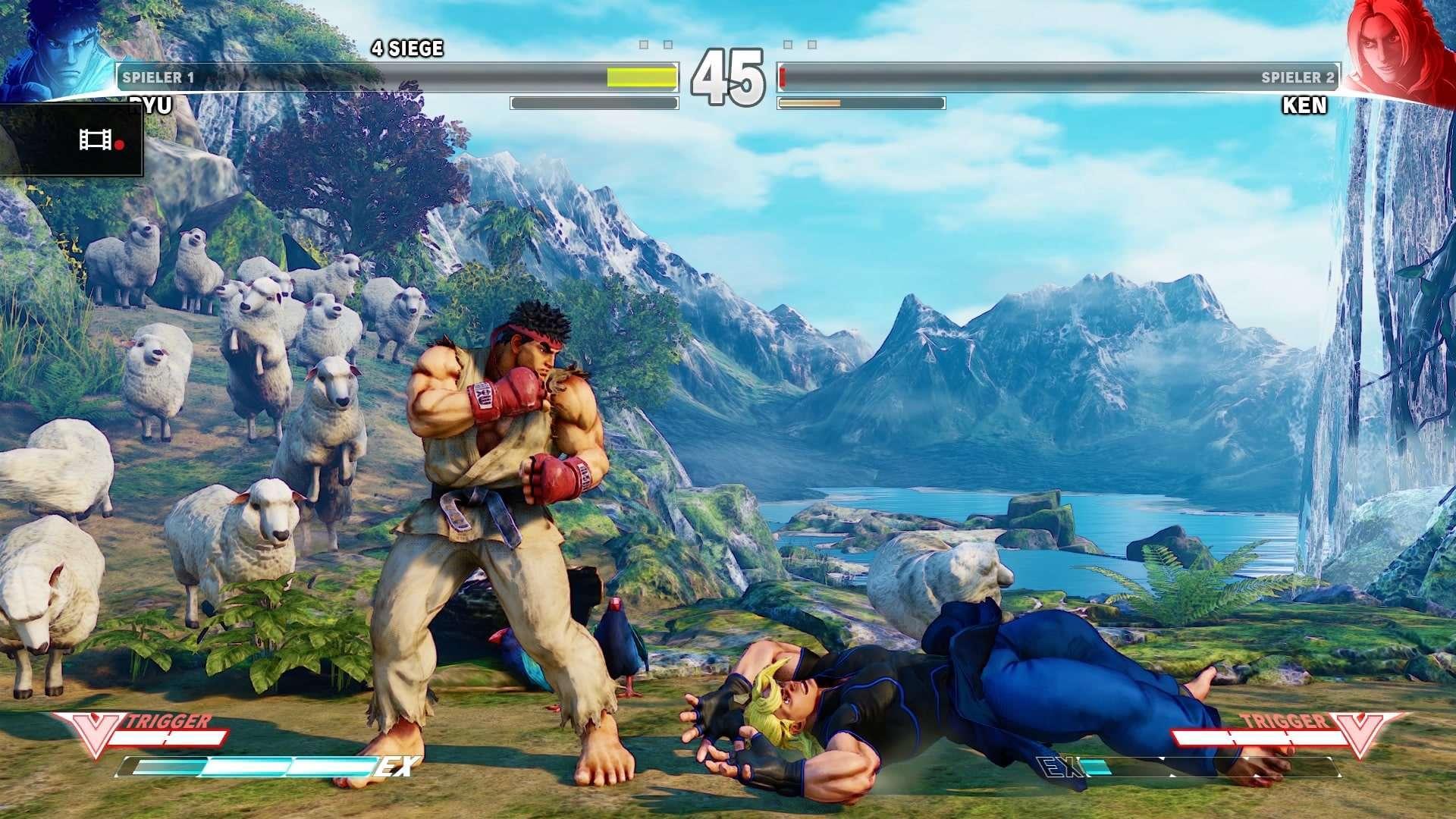 Hadoken strikes again – Street Fighter V (PS4) kurz angespielt techboys.de • smarte News, auf den Punkt!