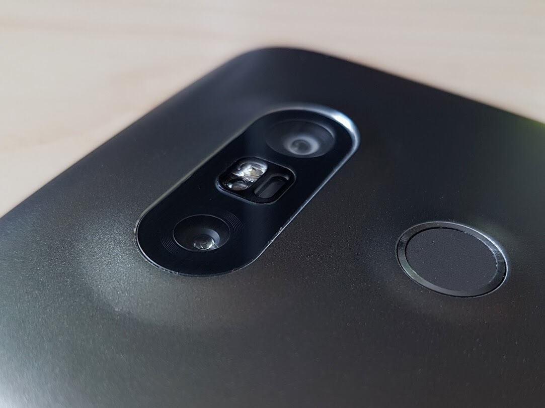 LG G5 Test –Design
