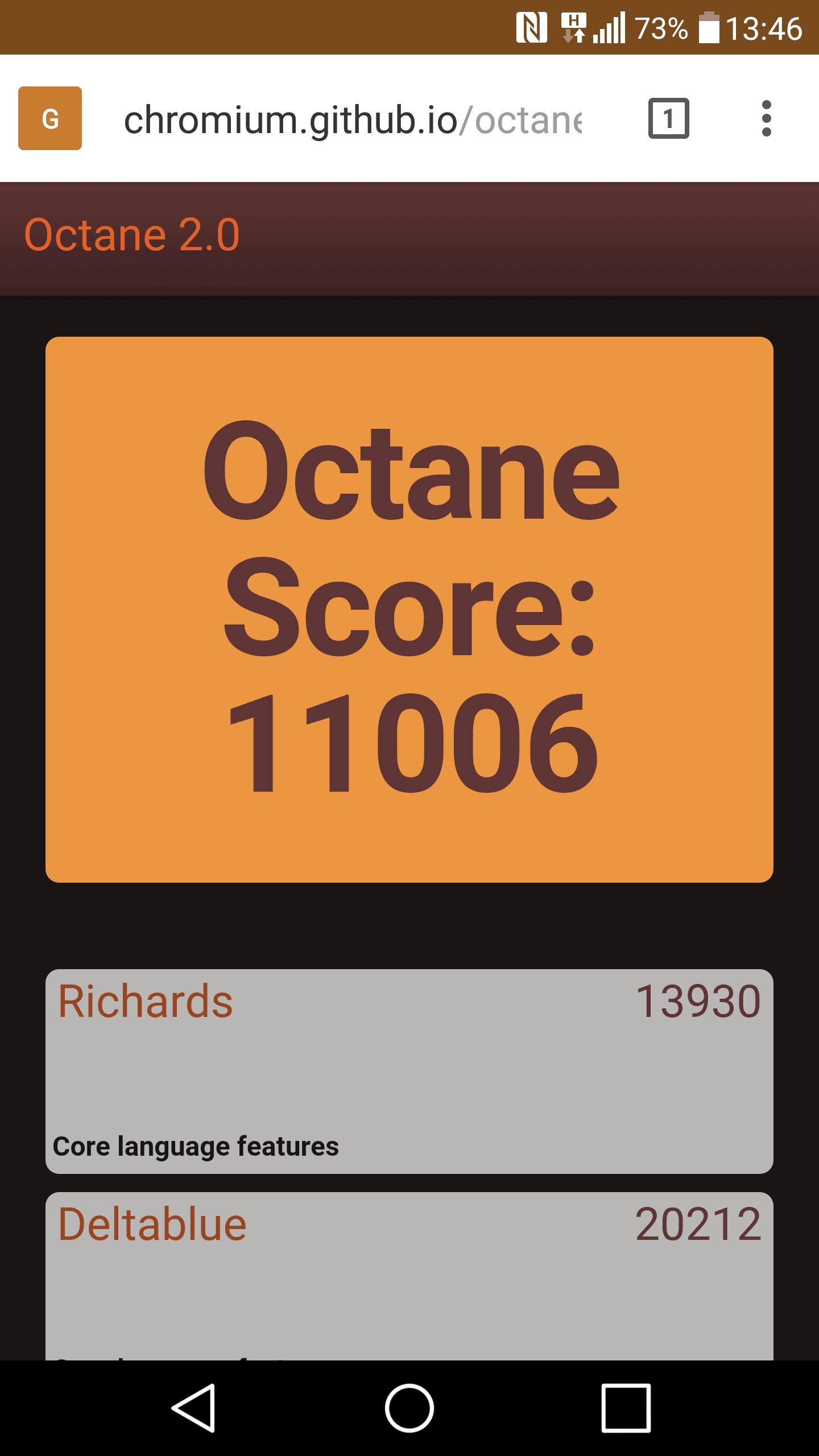 LG G5 Test Performance