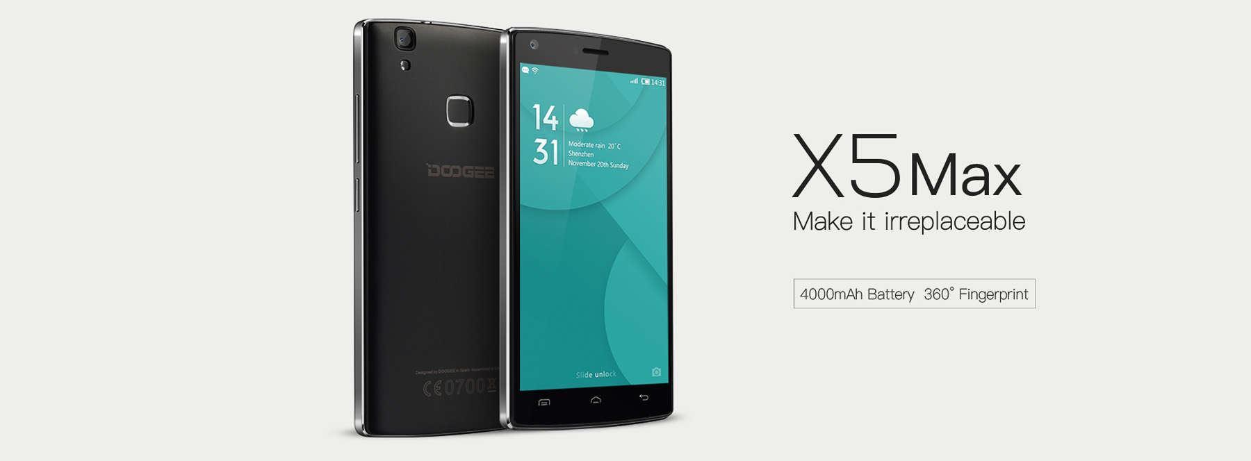 DOOGEE X5 MAX 3G