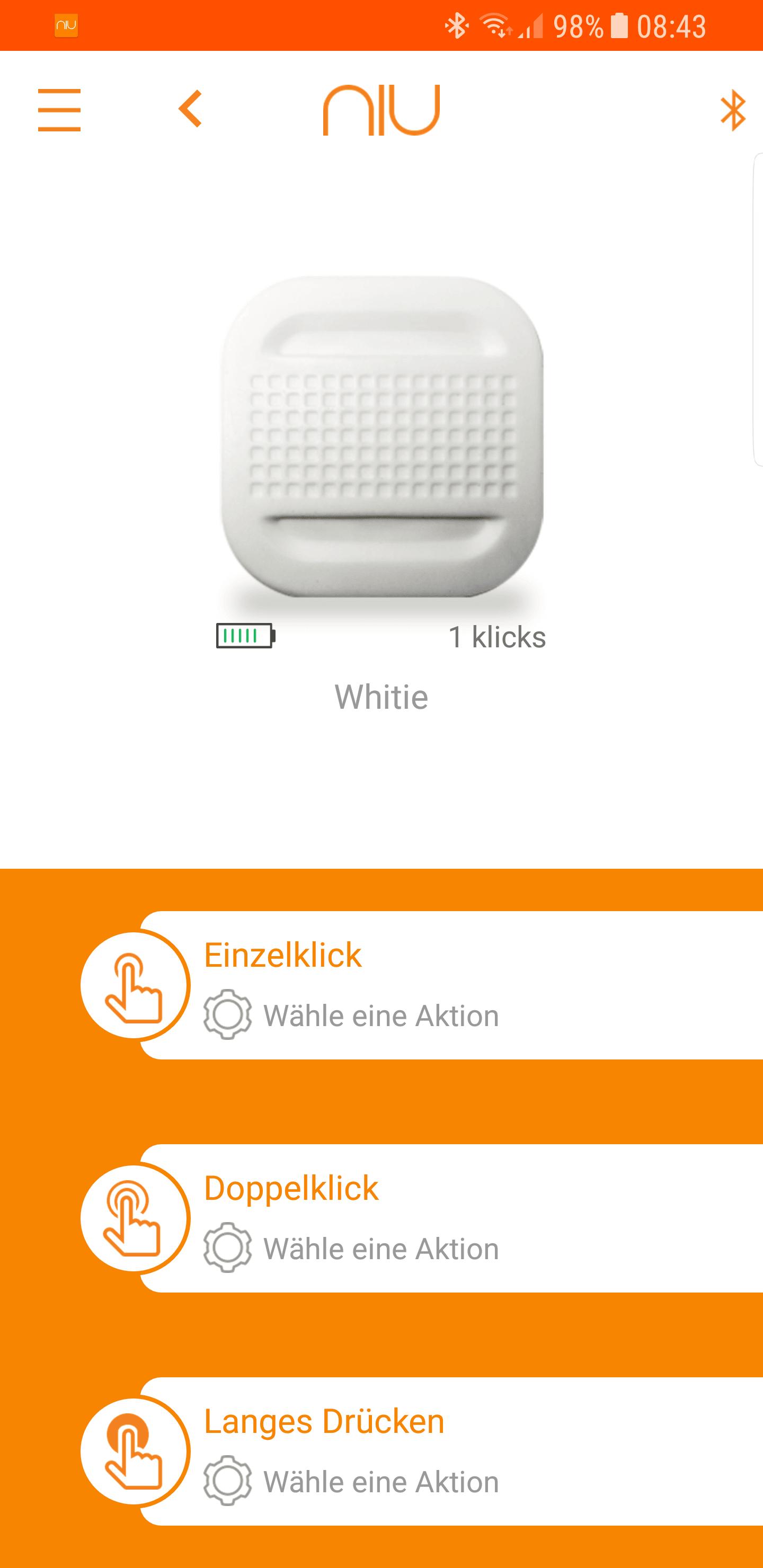 NIU Smart Buttons: Smart Home auf Knopfdruck techboys.de • smarte News, auf den Punkt!