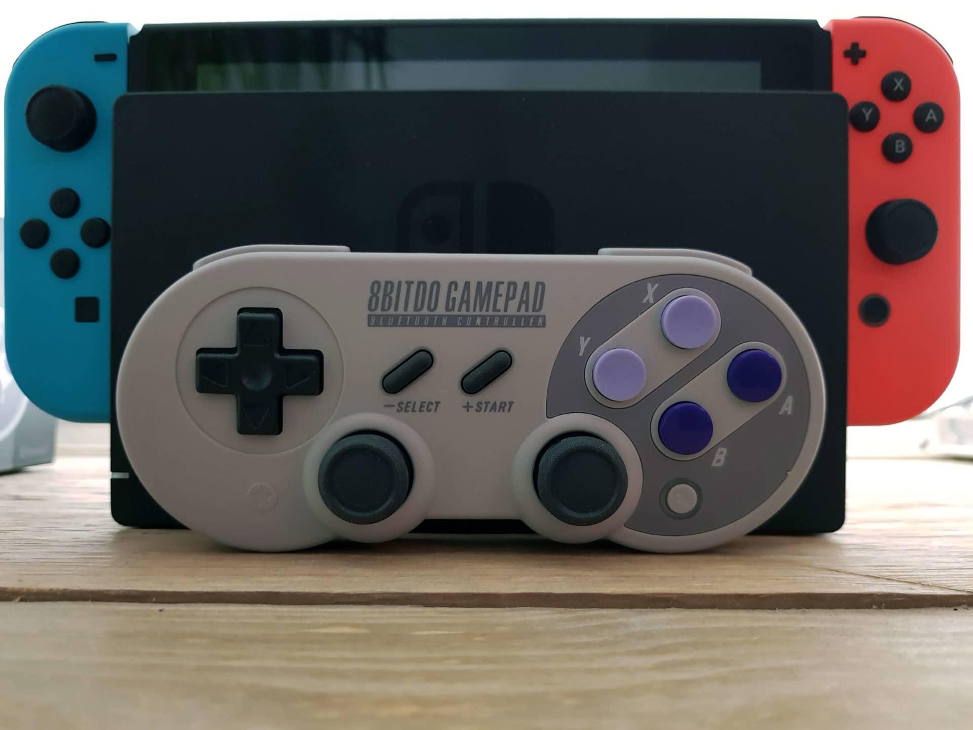 8Bitdo SN30 PRO Gamepad Test: Switch Controller im Retro Design techboys.de • smarte News, auf den Punkt!