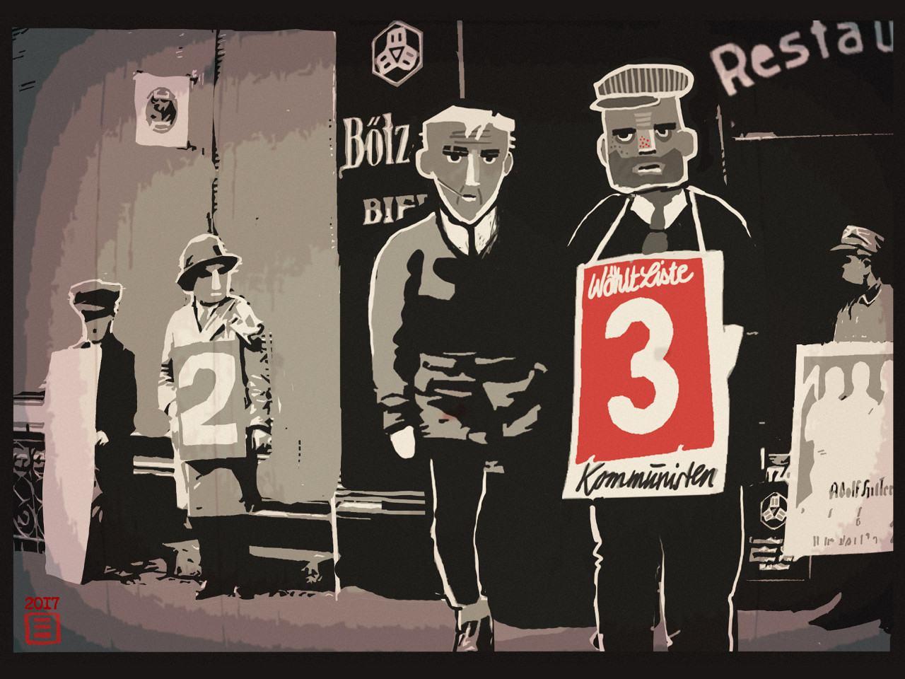 Through the Darkest of Times: Widerstand gegen den Nationalsozialismus als Spiel