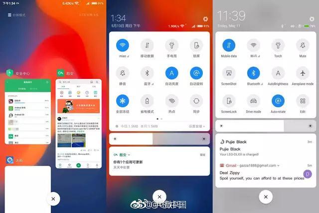 Xiaomi Mi 8, MI 8 SE, Mi Band 3 und MIUI 10 vorgestellt techboys.de • smarte News, auf den Punkt!