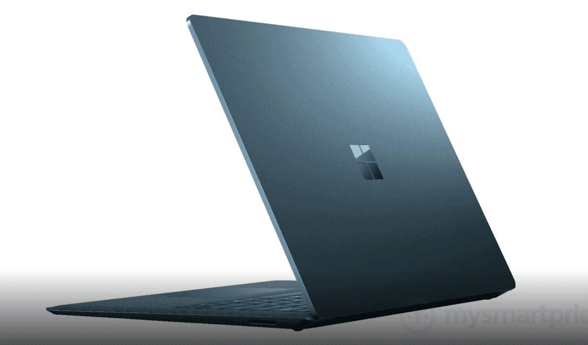 Back in Black: Microsoft Surface Laptop 2 mit schwarzer Variante techboys.de • smarte News, auf den Punkt!
