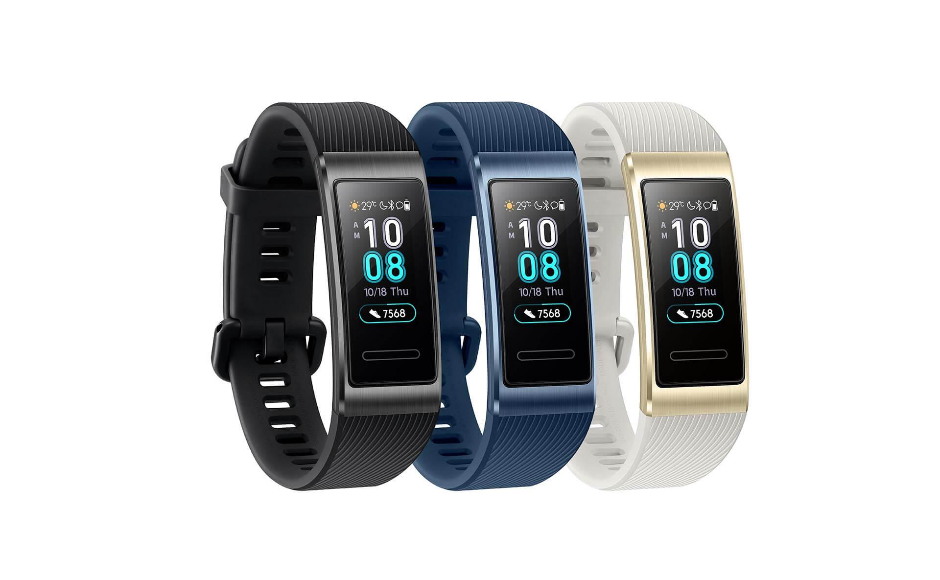 Watch GT, Band 3e und Band 3 Pro: Huawei stellt neue Wearables vor techboys.de • smarte News, auf den Punkt!