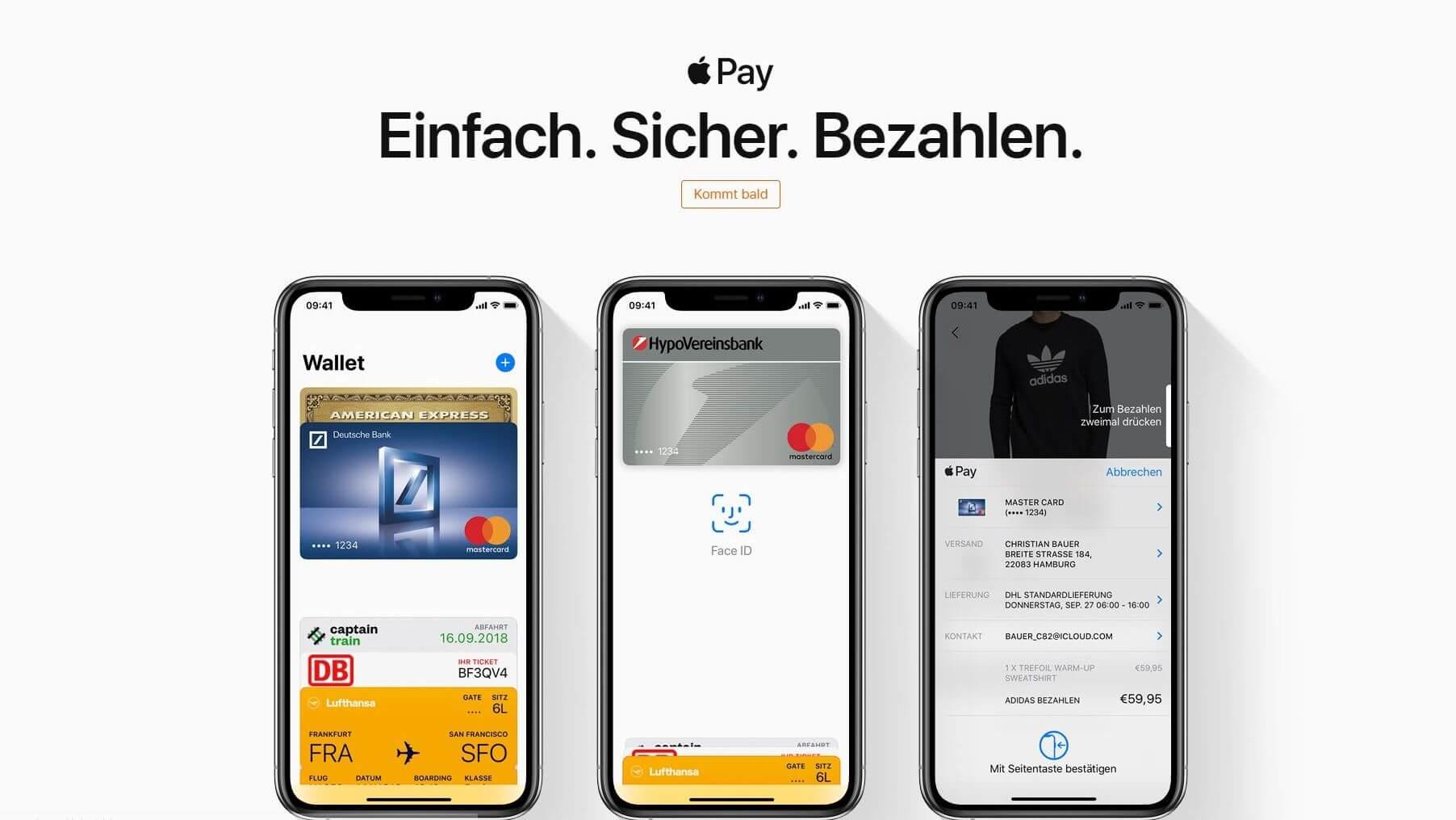 Was haben Belgien, Kasachstan und Saudi-Arabien gemeinsam? Sie haben Apple Pay, wir nicht! techboys.de • smarte News, auf den Punkt!
