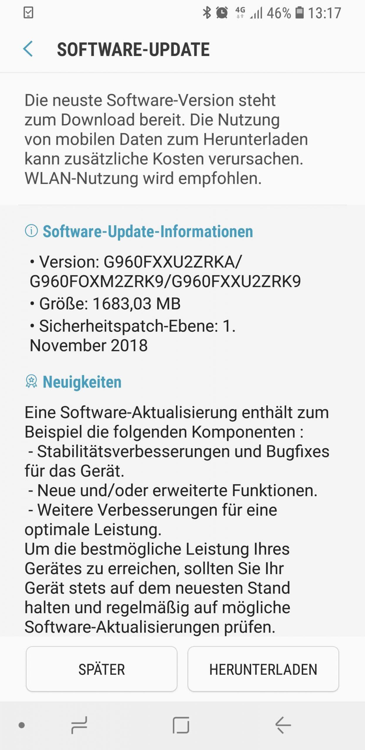 Galaxy S9 Android 9 One UI Beta gestartet: so schön sah eine Samsung UI noch nie aus techboys.de • smarte News, auf den Punkt!