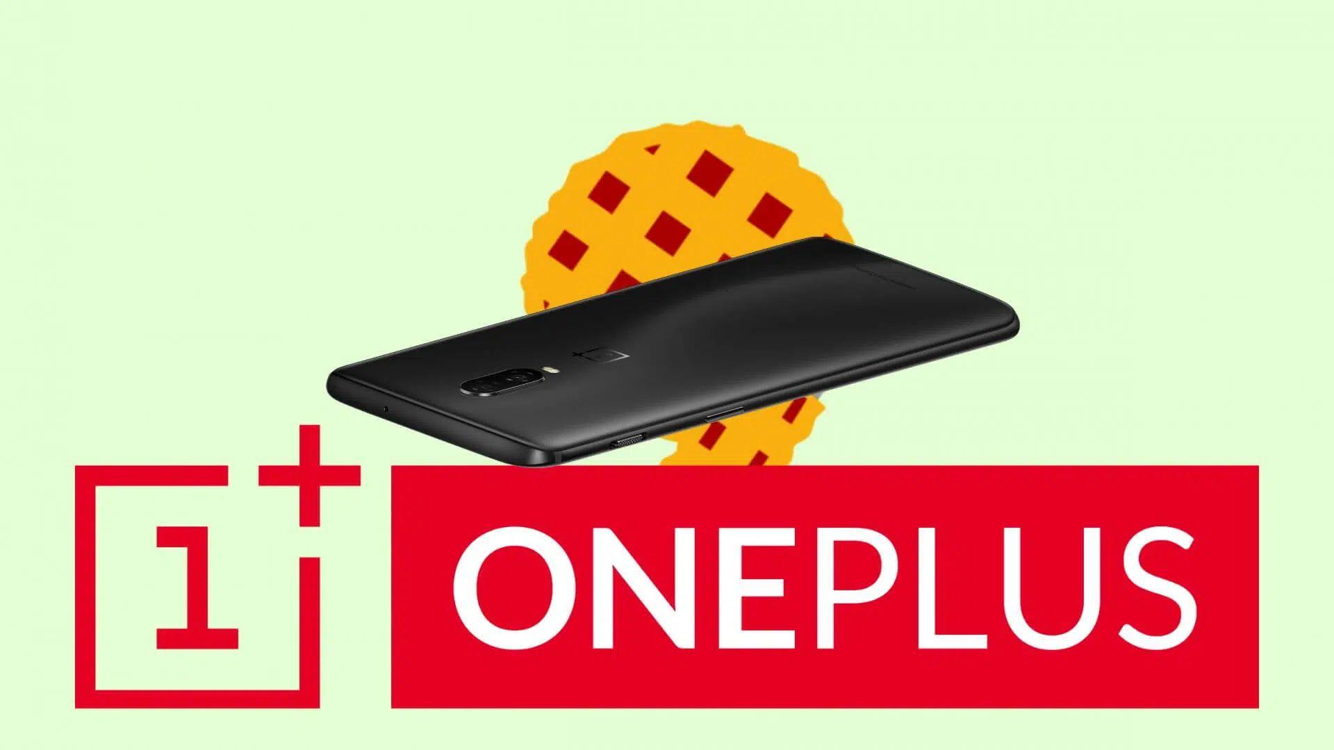 OnePlus6T Fingerabdrucksensor