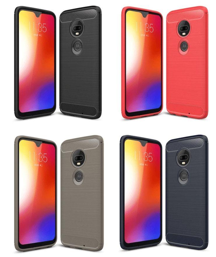 Moto G7 Design mit Fingerabdruckscanner auf Rückseite techboys.de • smarte News, auf den Punkt!