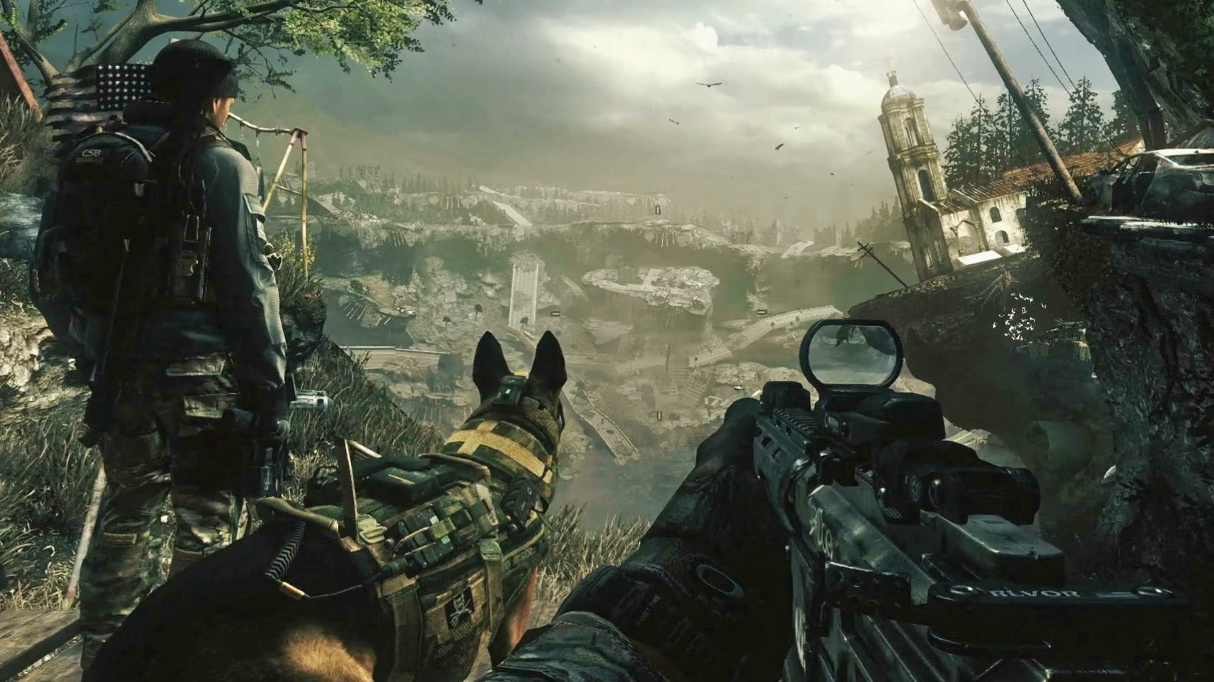 Call of Duty: Ghosts Preview techboys.de • smarte News, auf den Punkt!