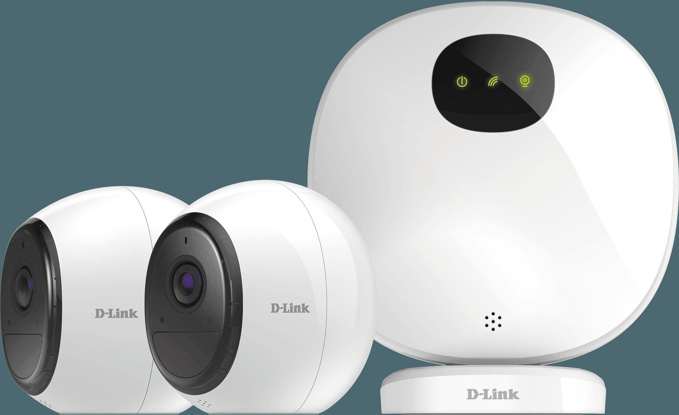 mydlink Pro Wire‑Free Camera Kit (D-LINK DCS-2802KT-EU) Test techboys.de • smarte News, auf den Punkt!