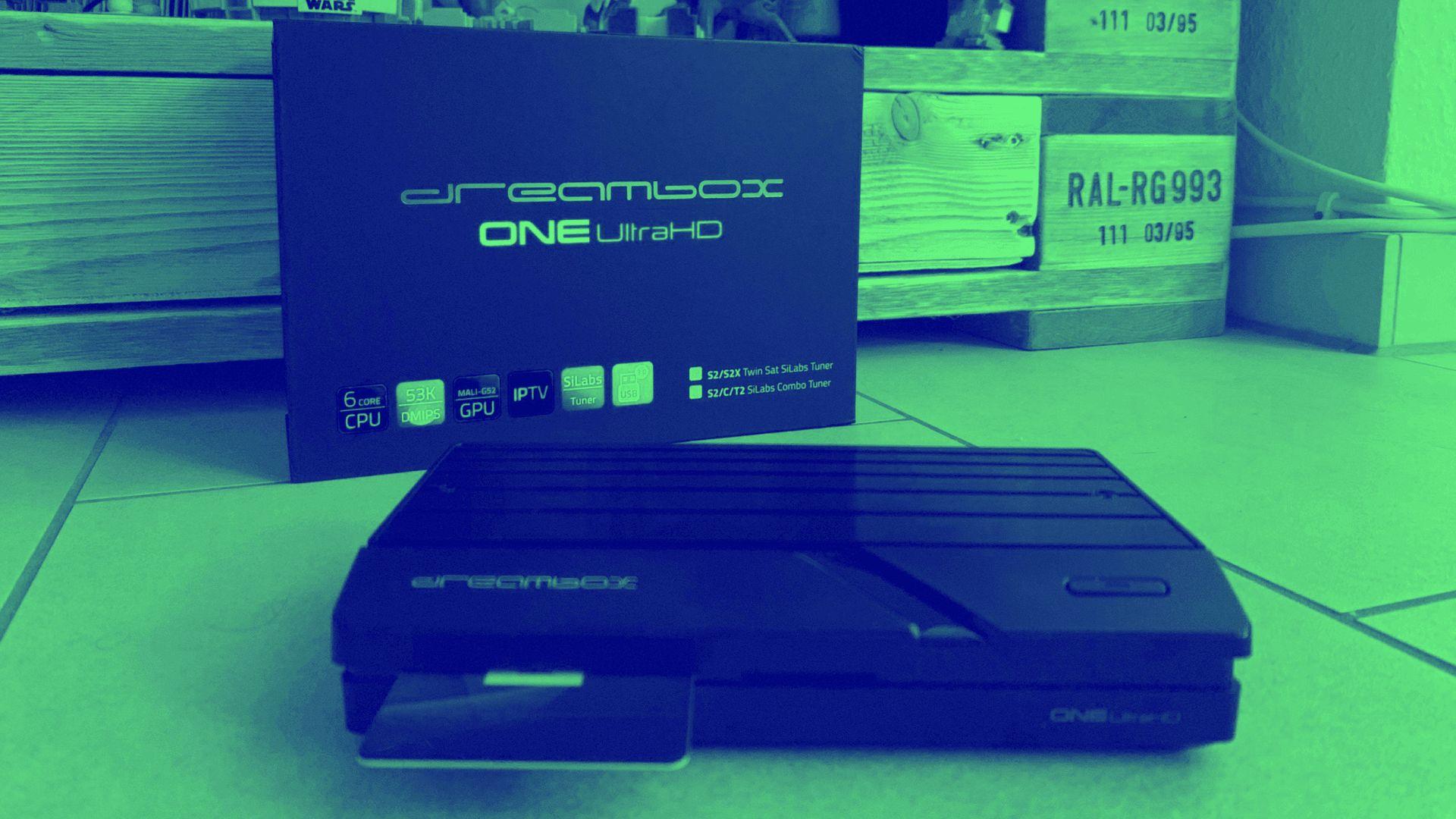 Dreambox One: Amazon Prime, DAZN und Netflix als Erweiterungen erhältlich techboys.de • smarte News, auf den Punkt!