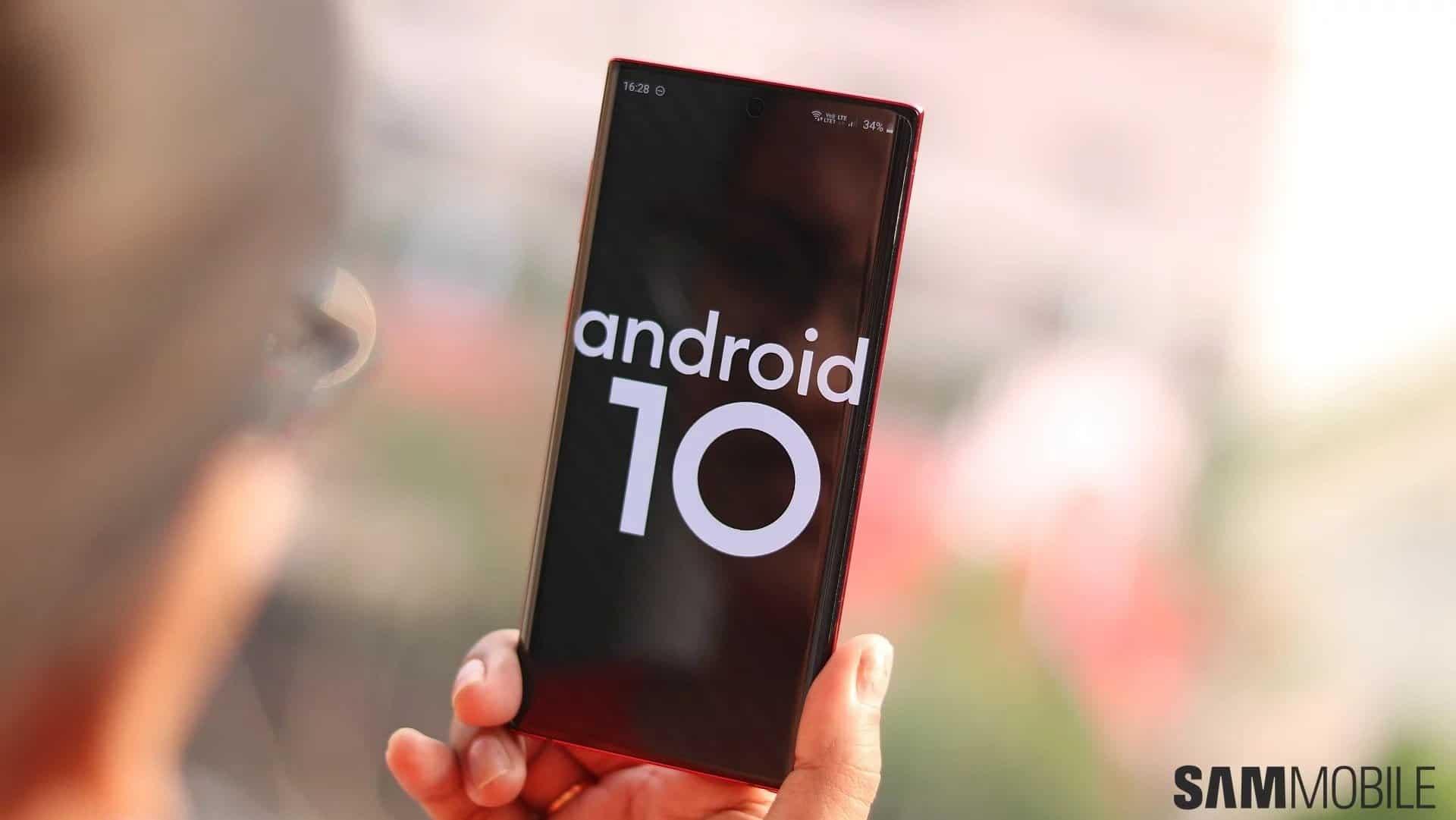 Samsung Galaxy Note 10 Android 10 Update erhält Freigabe techboys.de • smarte News, auf den Punkt!