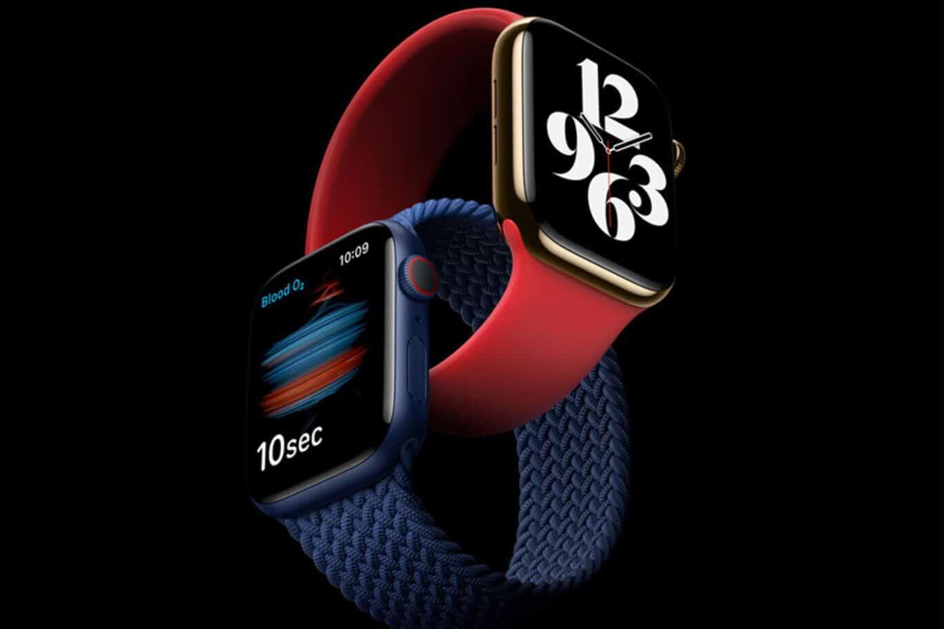 Apple Watch 6: Neuigkeiten am Armgelenk techboys.de • smarte News, auf den Punkt!