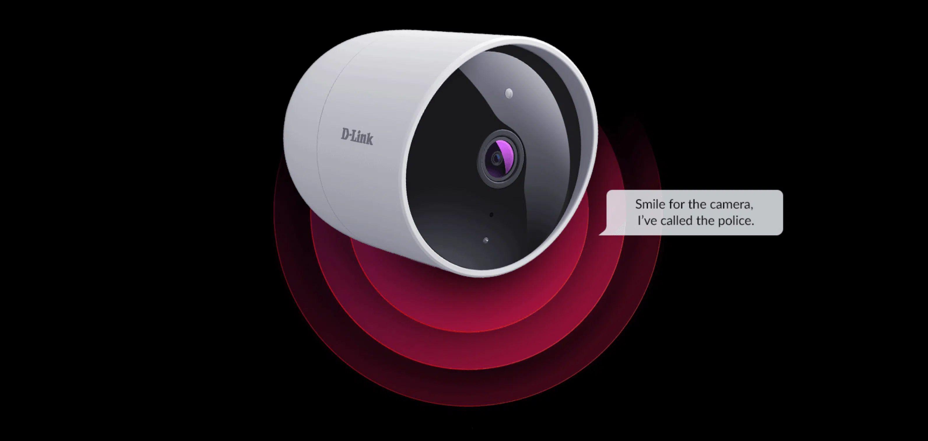 D-Link Smart Home Kameras