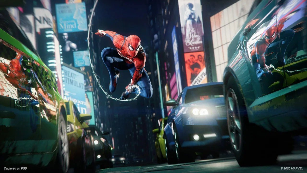 PS5 Upgrade von Marvel's Spider-Man Remastered mit Raytracing & 60 FPS techboys.de • smarte News, auf den Punkt!