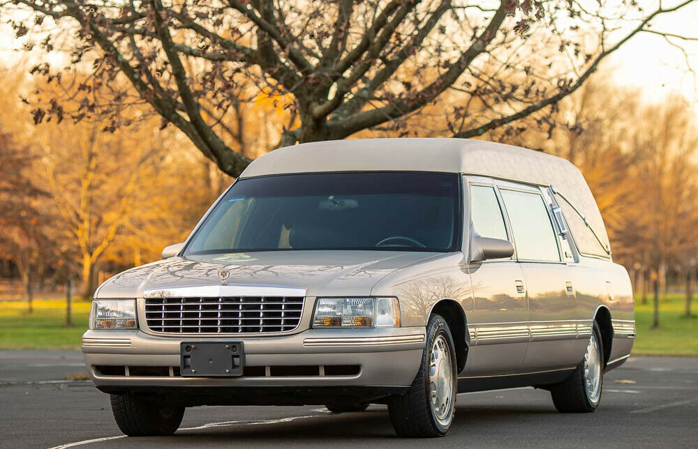 1998 Cadillac S&S Masterpiece 1 Owner Super Low 56K mi [Serviced]