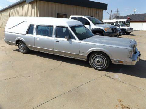 1988 Lincoln Town Car Hearse [unique conversion] for sale