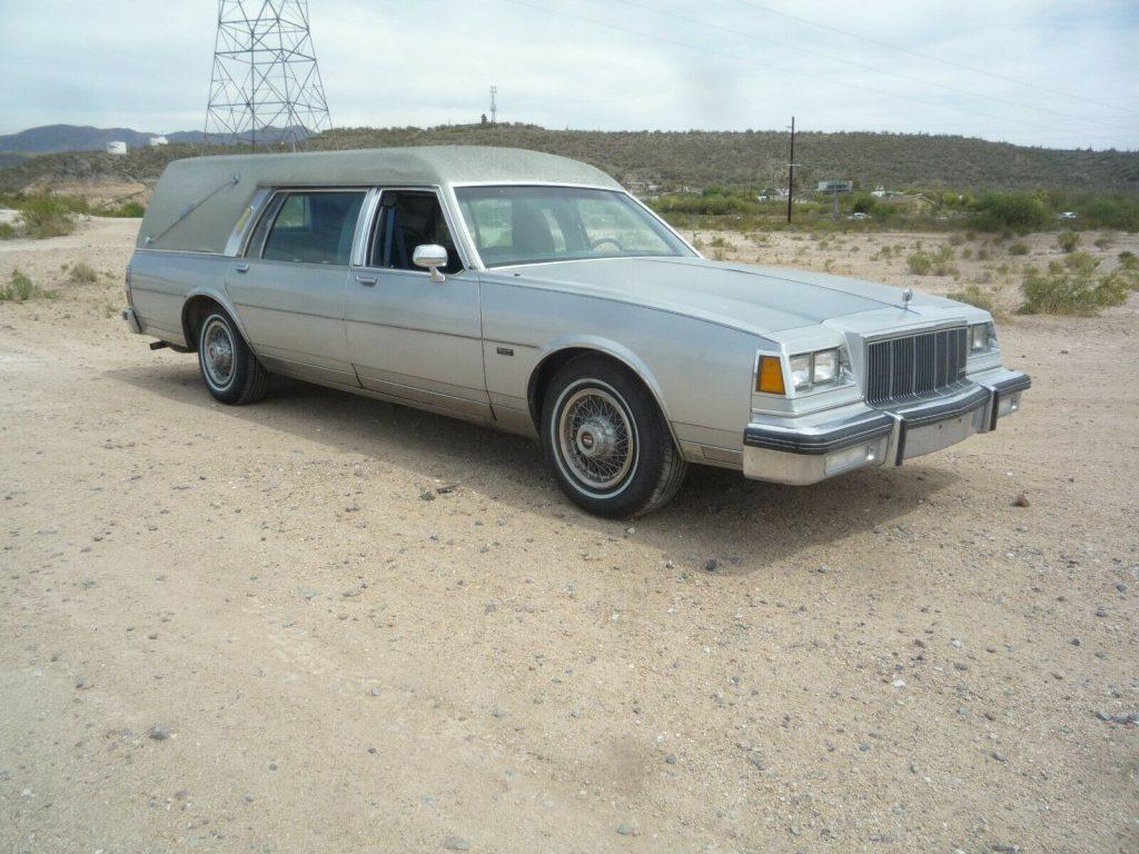 1990 Buick LeSabre Estate Wagon Hearse [daily driver]