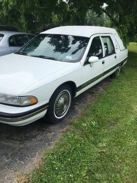 1994 Buick Roadmaster hearse [all original] for sale