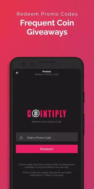Cointiply App Screenshot