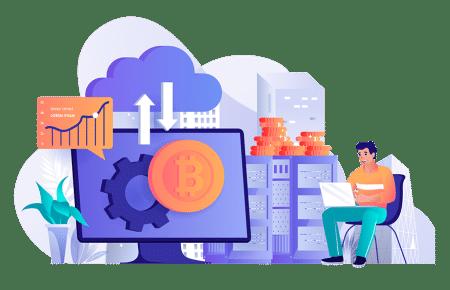 Users Earning Bitcoin