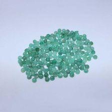 Emerald (Brazil Sakota Mines) Round Cabochon