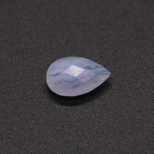 Blue Lace Agate Pears Briolette