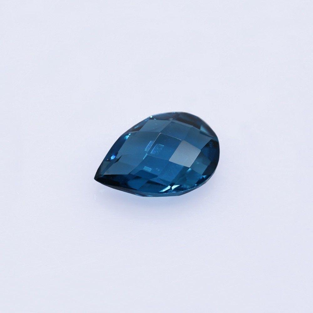 London Blue Topaz Pears Briolette